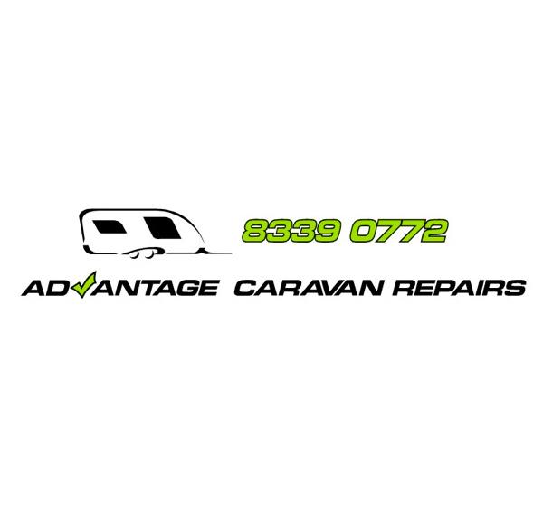 advantage caravan repairs logo